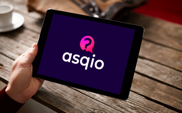 Sample branding #2 for Asqio