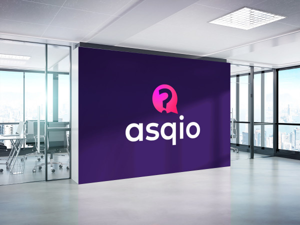 Sample branding #3 for Asqio