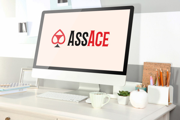 Sample branding #1 for Assace