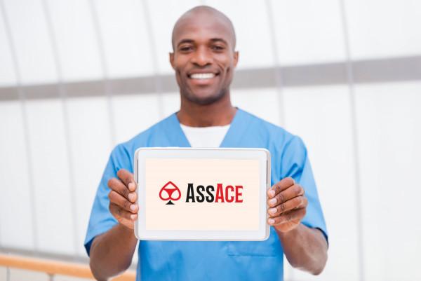 Sample branding #2 for Assace