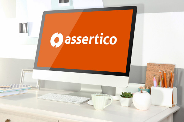 Sample branding #2 for Assertico