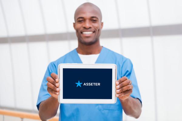 Sample branding #3 for Asseter