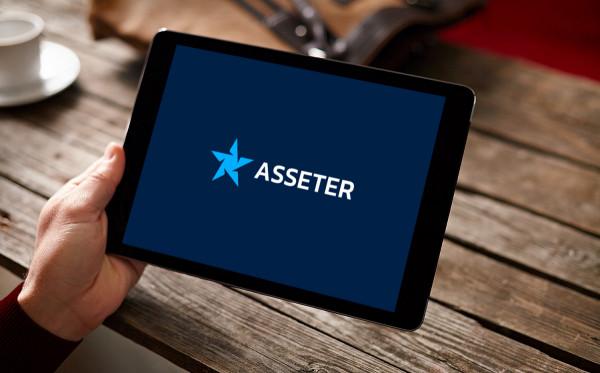 Sample branding #2 for Asseter