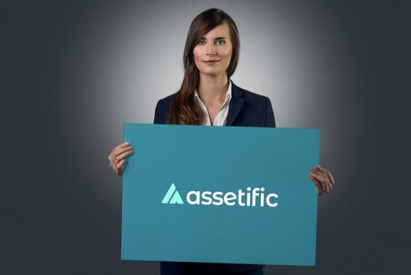 Sample branding #2 for Assetific