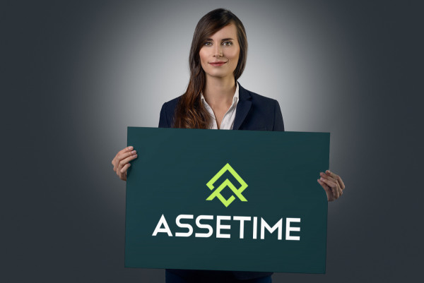 Sample branding #2 for Assetime