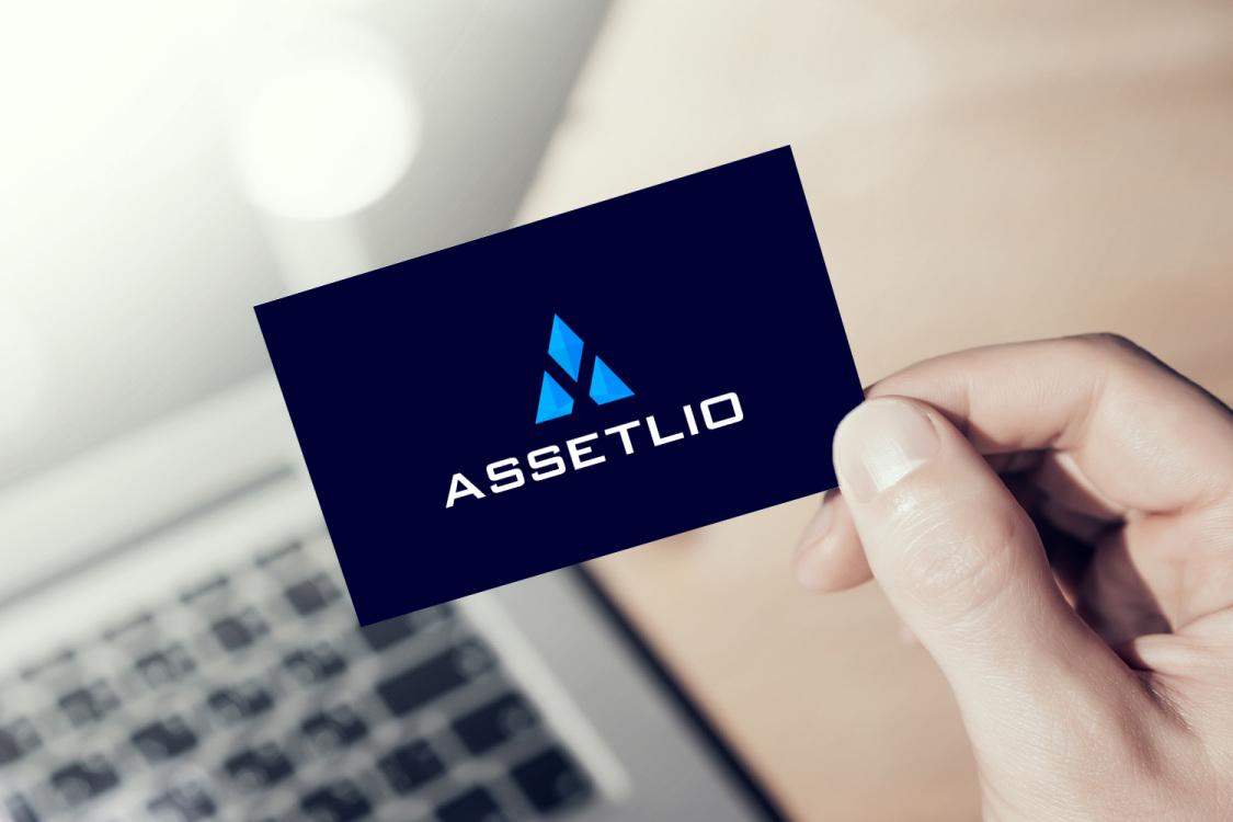 Sample branding #1 for Assetlio