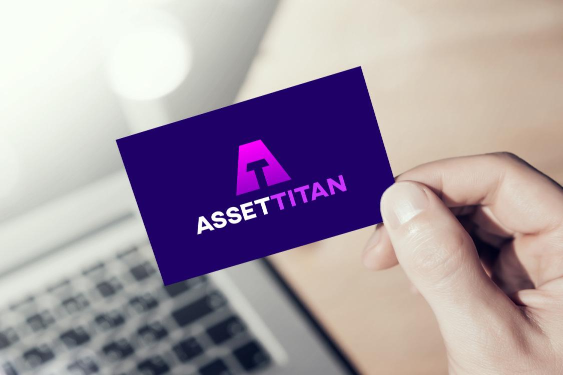 Sample branding #2 for Assettitan