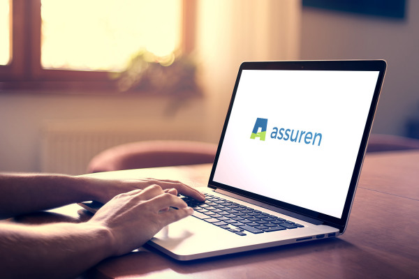 Sample branding #3 for Assuren