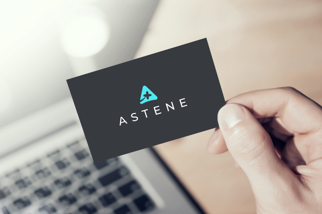 Sample branding #2 for Astene