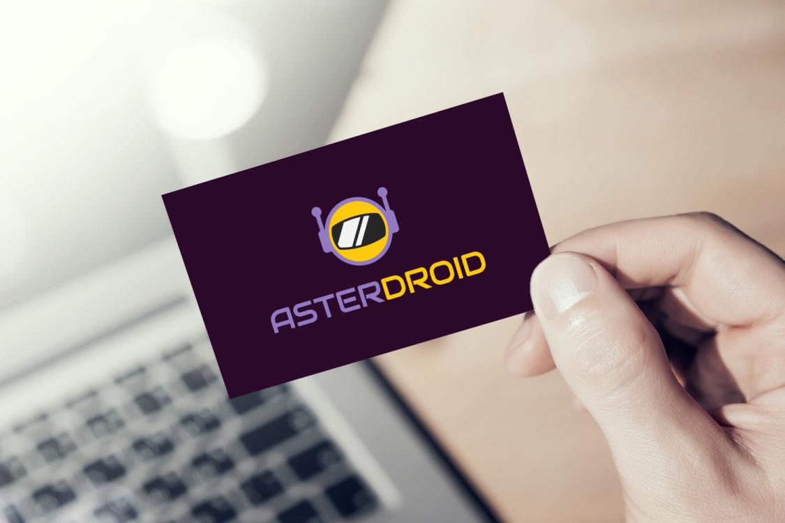 Sample branding #2 for Asterdroid