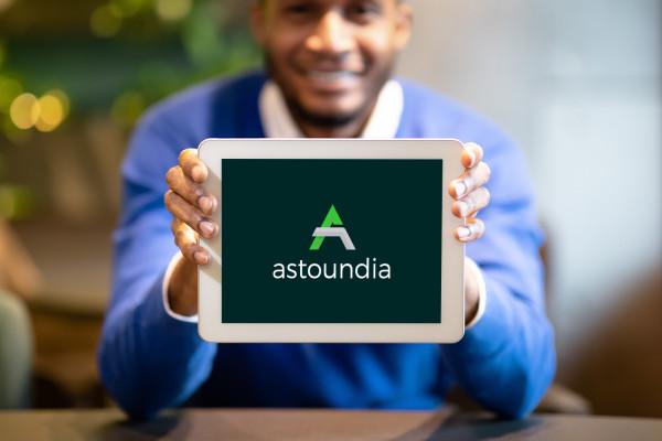 Sample branding #3 for Astoundia