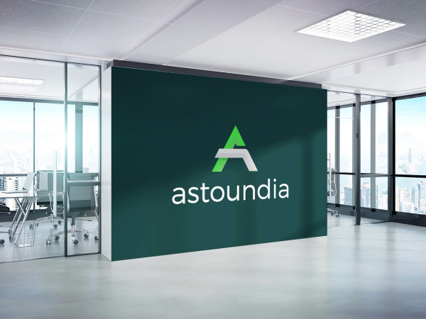 Sample branding #2 for Astoundia