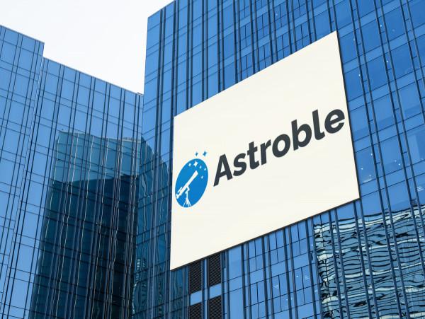 Sample branding #1 for Astroble