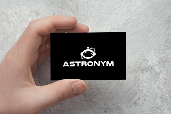 Sample branding #2 for Astronym