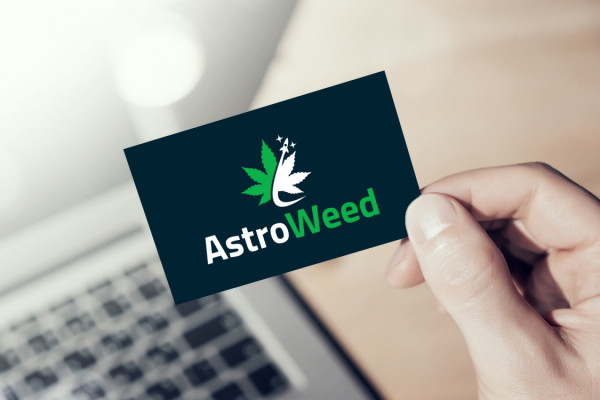 Sample branding #3 for Astroweed