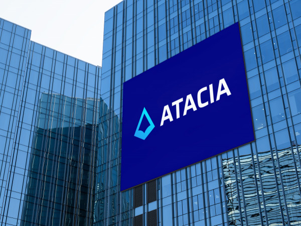 Sample branding #2 for Atacia