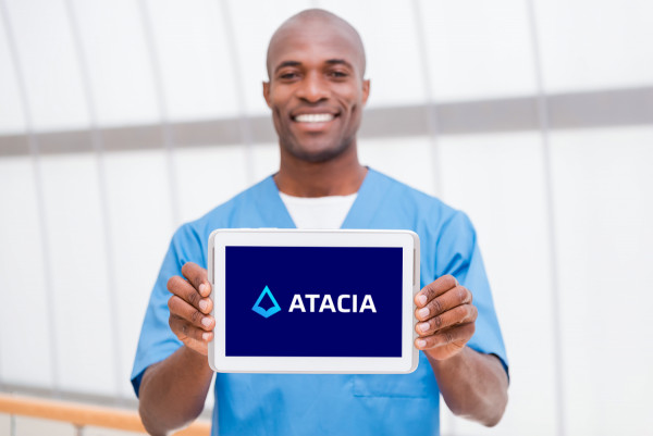Sample branding #1 for Atacia