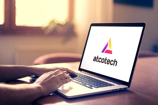 Sample branding #3 for Atcotech