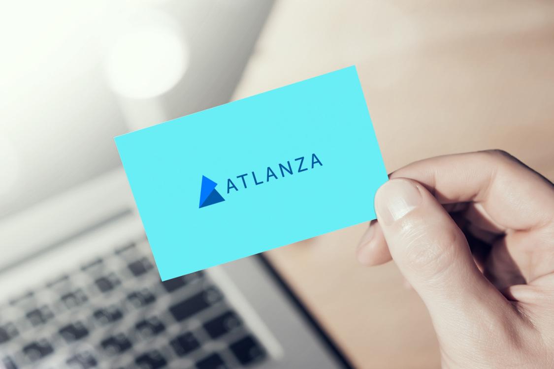 Sample branding #1 for Atlanza