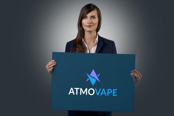 Sample branding #1 for Atmovape