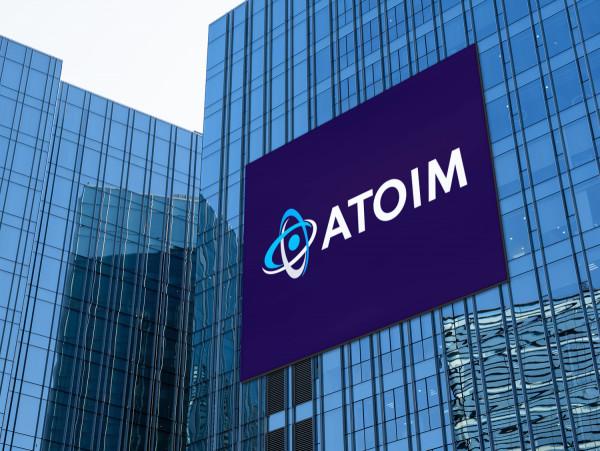 Sample branding #2 for Atoim