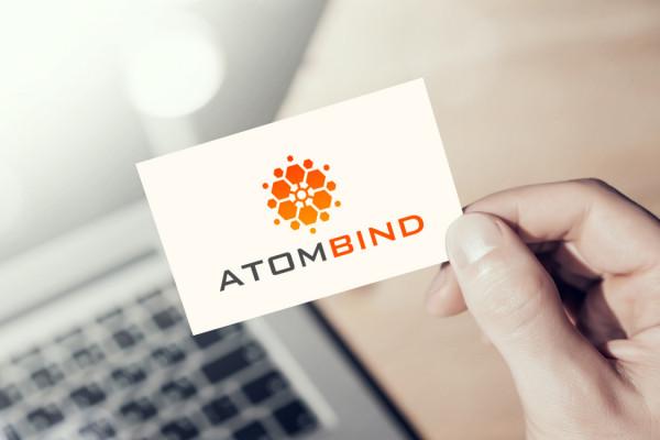Sample branding #1 for Atombind