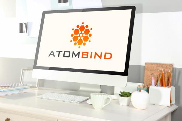 Sample branding #2 for Atombind