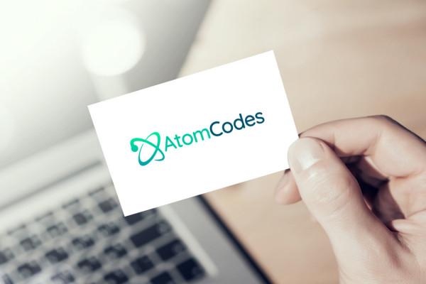 Sample branding #3 for Atomcodes