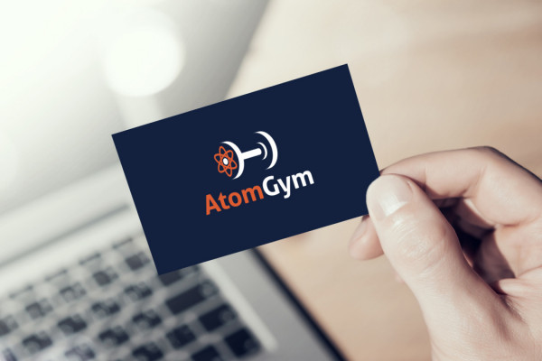 Sample branding #2 for Atomgym