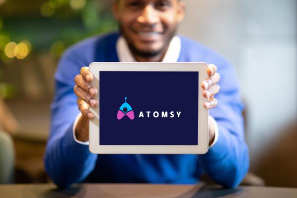 Sample branding #3 for Atomsy