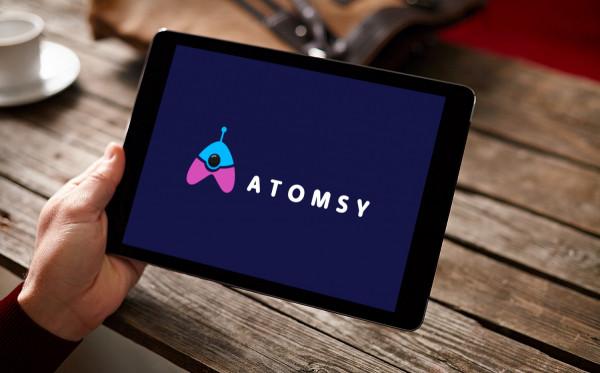 Sample branding #1 for Atomsy