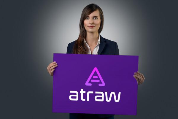 Sample branding #3 for Atraw