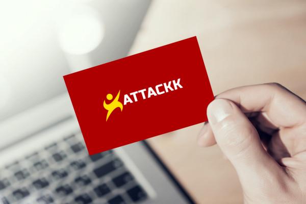 Sample branding #2 for Attackk