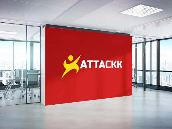 Sample branding #2 for Attackk