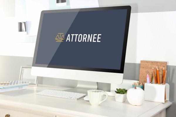 Sample branding #1 for Attornee