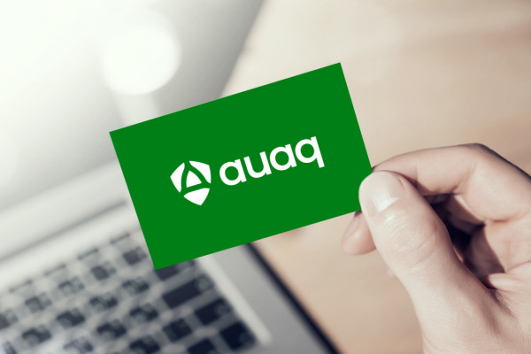 Sample branding #1 for Auaq