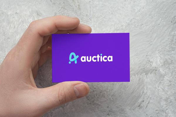 Sample branding #3 for Auctica