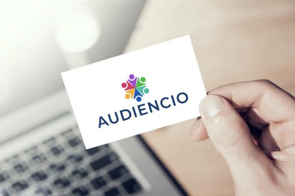 Sample branding #3 for Audiencio