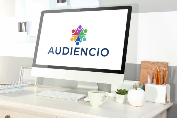 Sample branding #2 for Audiencio