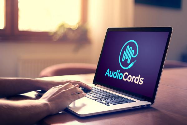 Sample branding #1 for Audiocords