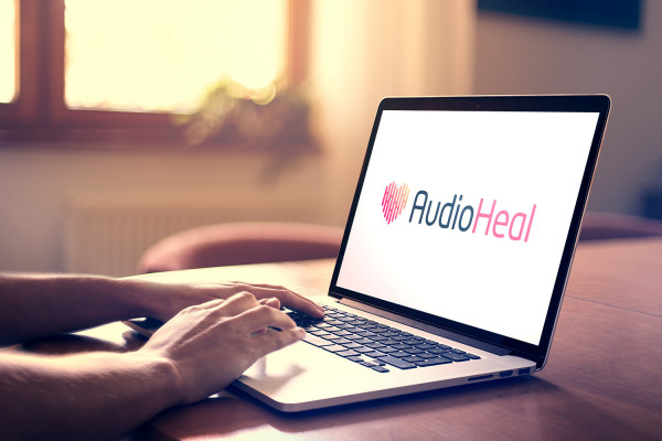 Sample branding #3 for Audioheal