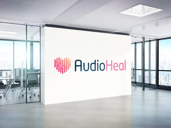 Sample branding #1 for Audioheal