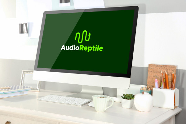 Sample branding #3 for Audioreptile