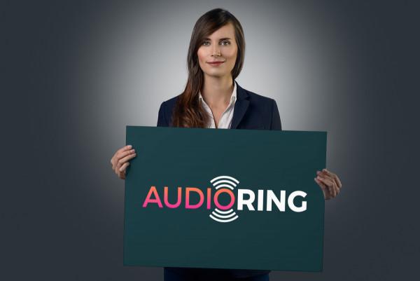 Sample branding #2 for Audioring
