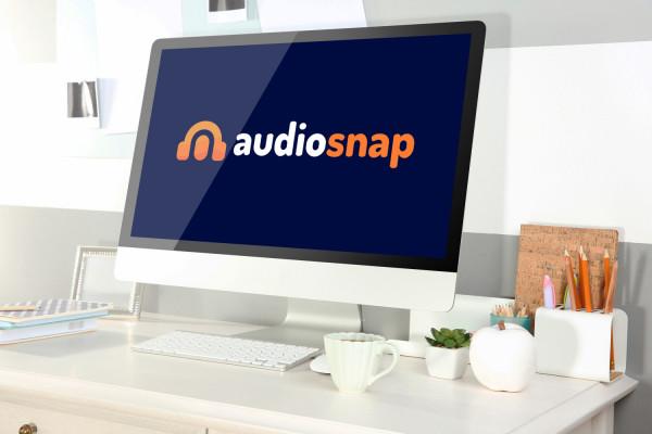 Sample branding #3 for Audiosnap