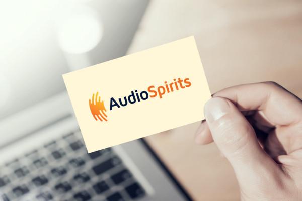 Sample branding #2 for Audiospirits