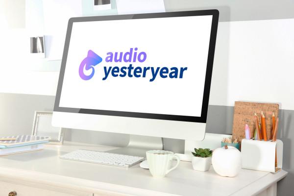 Sample branding #1 for Audioyesteryear