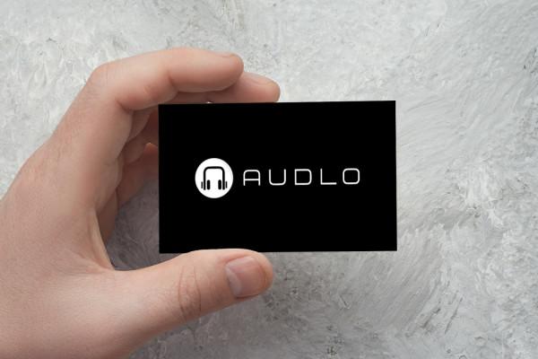 Sample branding #3 for Audlo
