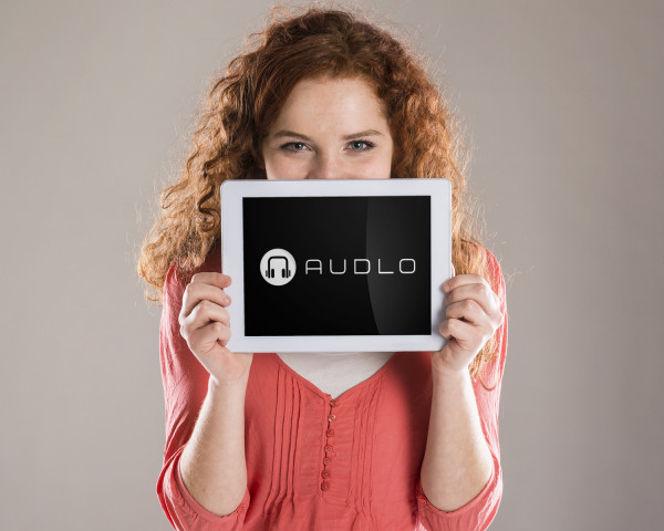 Sample branding #2 for Audlo