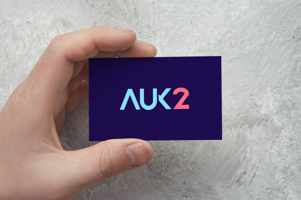 Sample branding #1 for Auk2